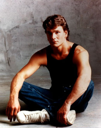 Play.com offers all of Swayze's classic films to buy with free postage…
