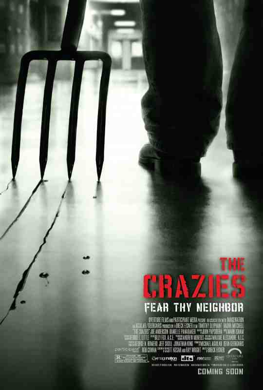 The Crazies Film Review | Front Row Reviews